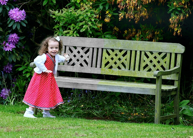 girl and the bench clearway algae treatment